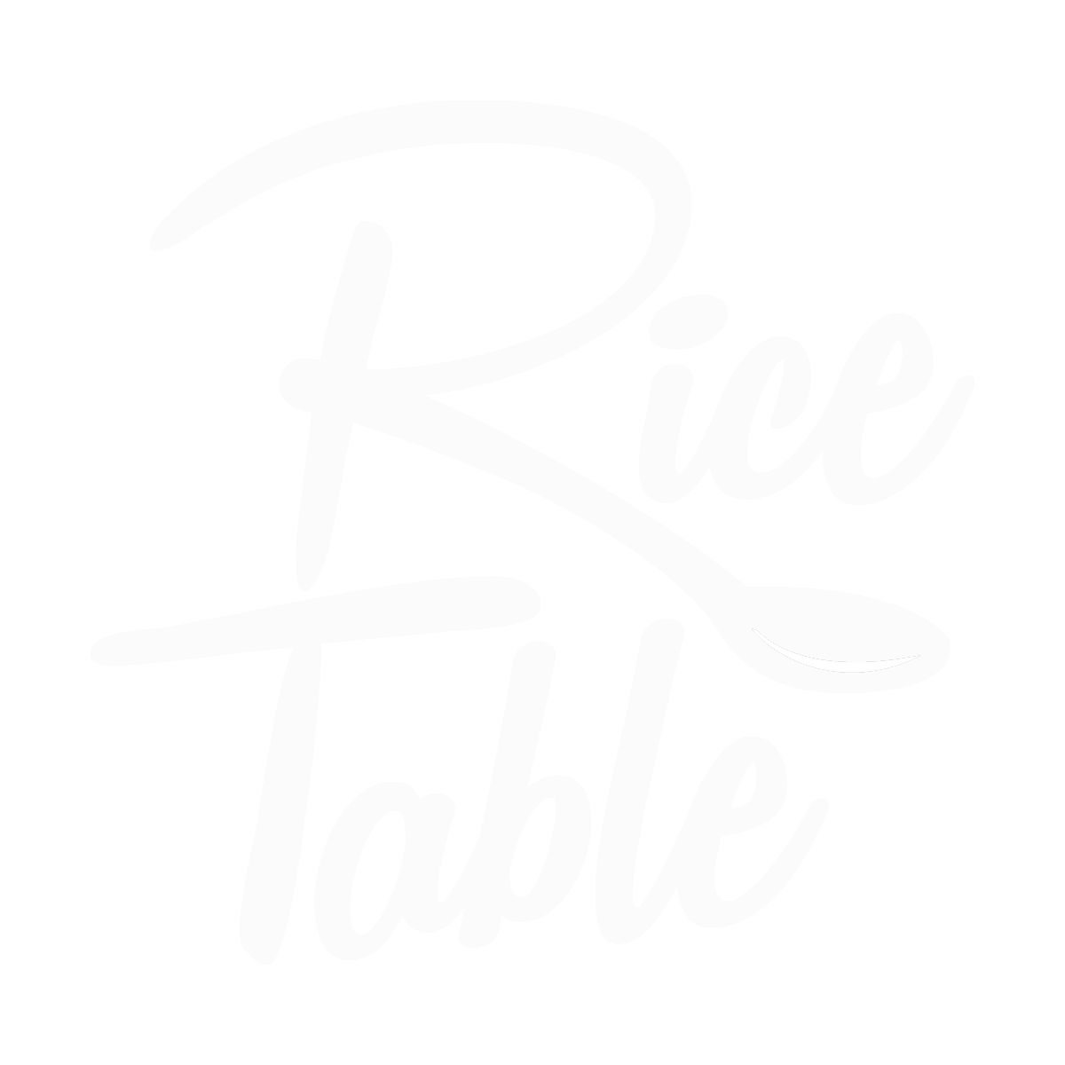 Rice Table