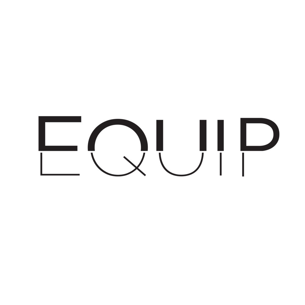 EQUIP LOGO   This was created as branding for a conference that runs every year in Acts 29 Europe.
