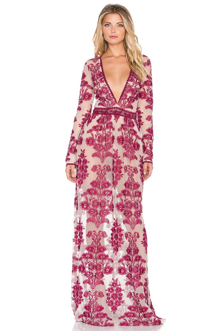 For Love & Lemons Temecula Maxi Dress.jpg