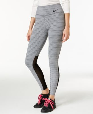 Nike Legendary Dri-FIT Striped leggings