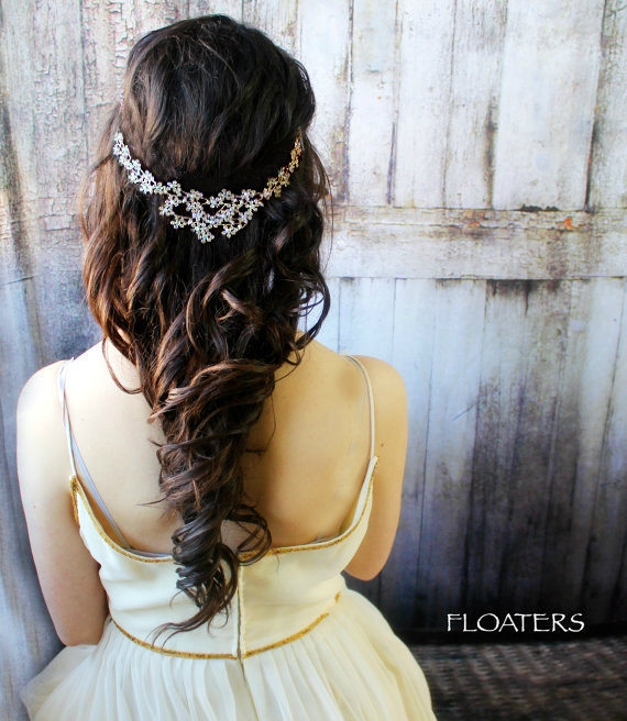 HairFloaters Vine Headpiece , $65.50