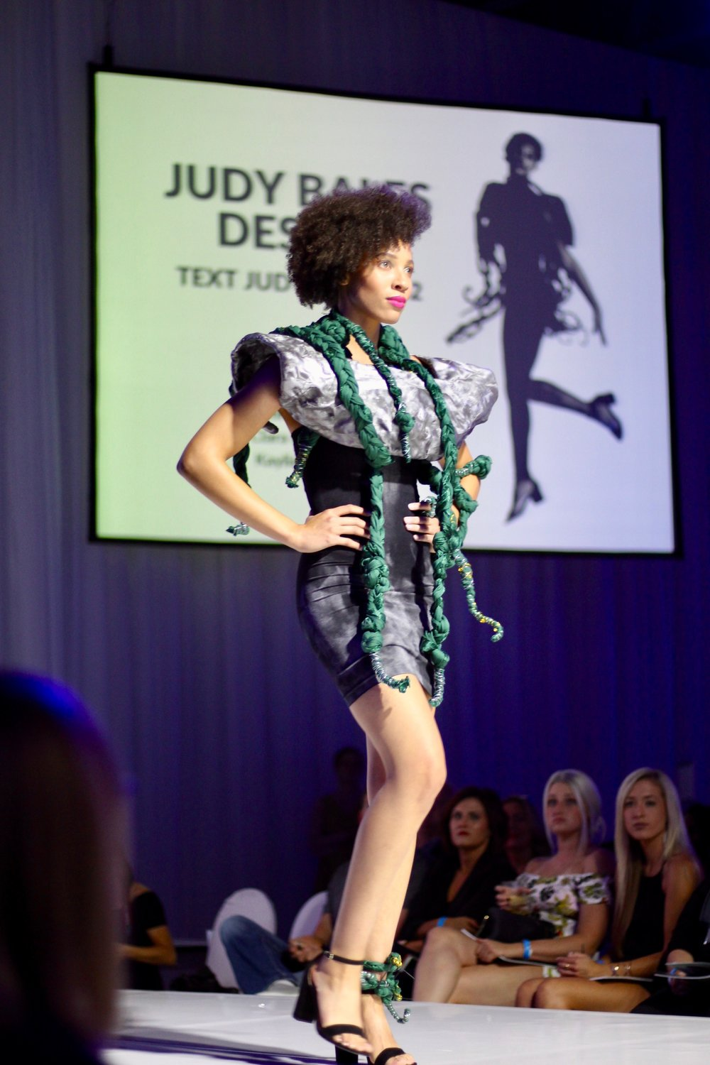 Omaha Fashion Week Fall 2018 | Judy Bales Design