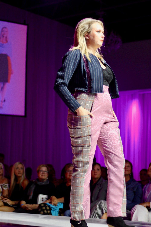 Omaha Fashion Week Fall 2018 | Zaftig Kitty