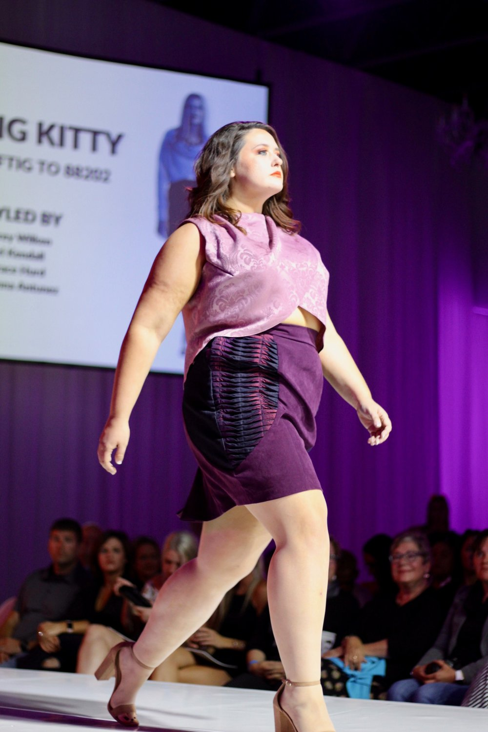 Omaha Fashion Week Fall 2018 | Zaftig Kitty