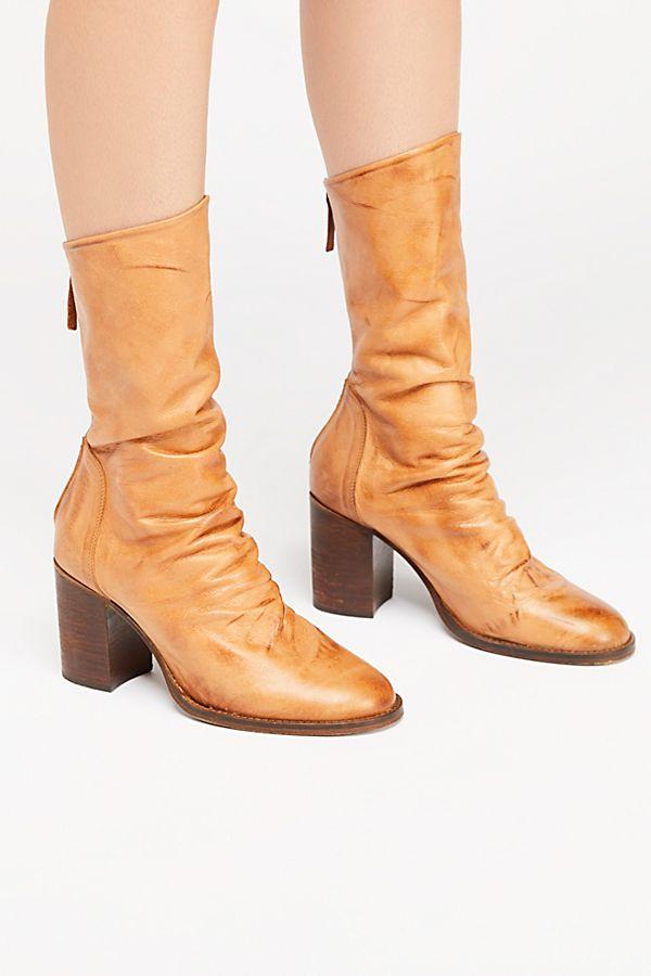 Free People Elle Block Heel Boot
