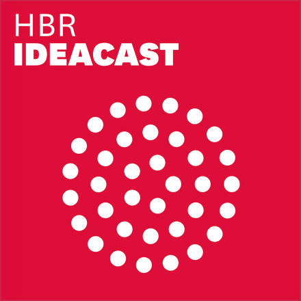 Harvard Business Review Ideacast Podcast.png