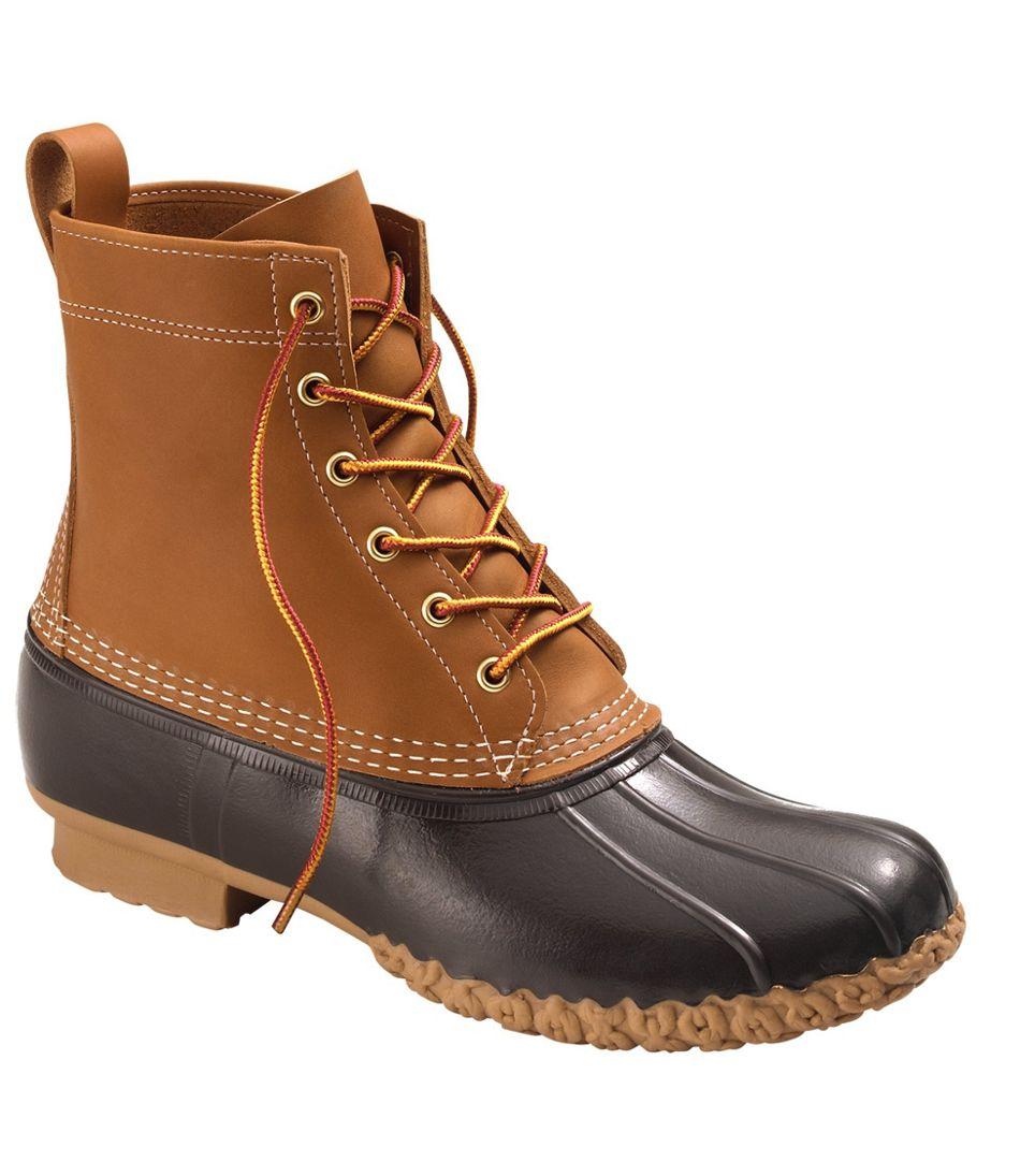 L.L. Bean Duck Boot Original