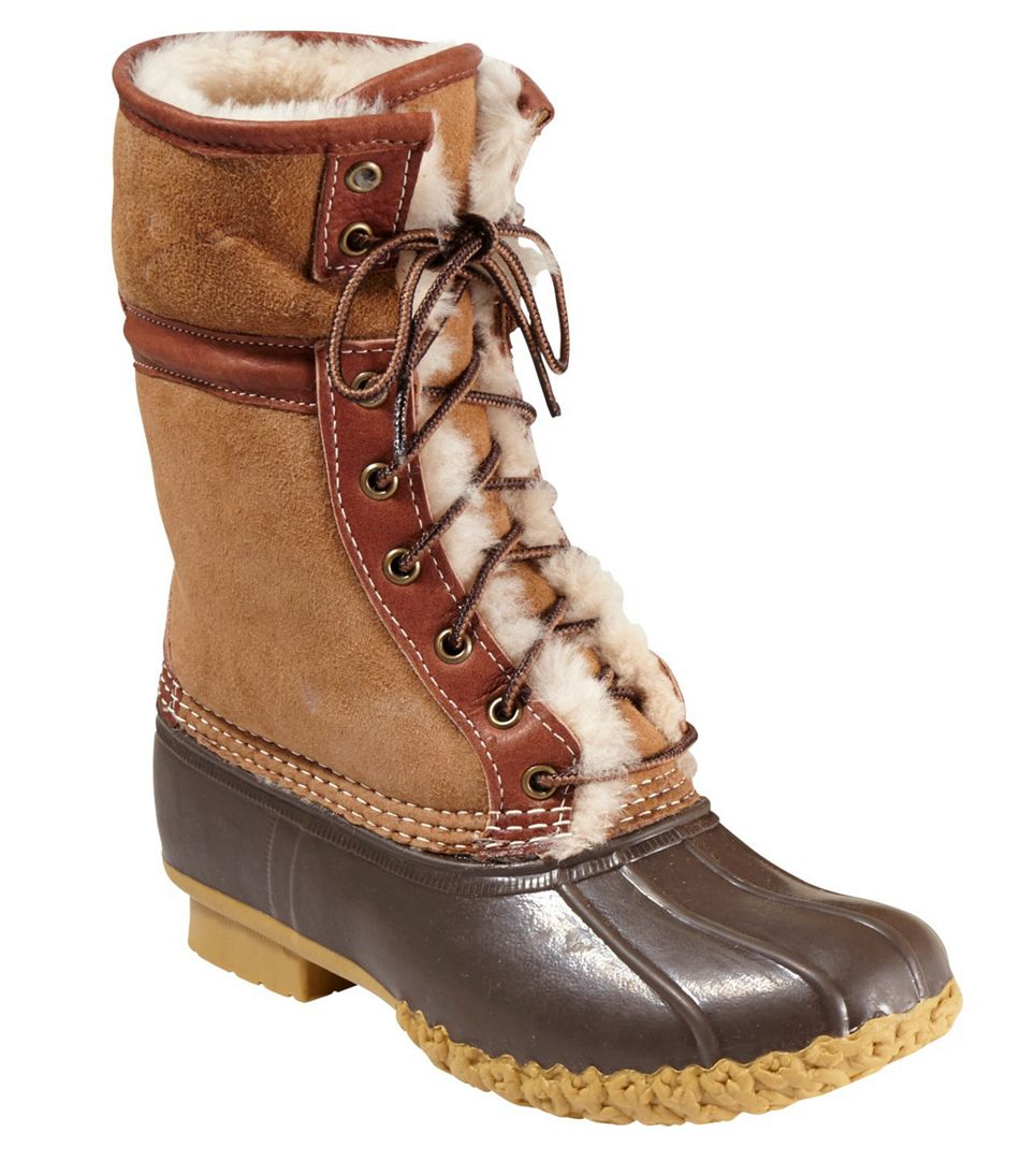 Wicked Good L.L. Bean Duck Boots