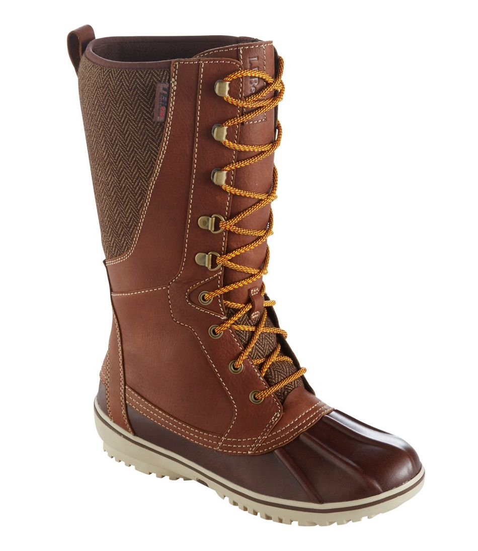 L.L. Bean Bar Harbor Duck Boots, Tall