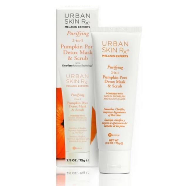 Urban Skin Rx Purifying Pumpkin Pore Detox Mask And Scrub.png
