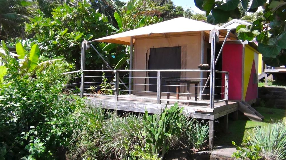 Los Escapados Eco-Cabin 1