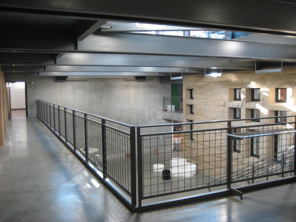 Seismic Retrofit/upgrades, Architectural Stairs/guardrails, Scissor Truss;  Stanford University Mechanical