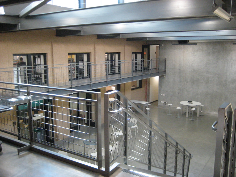 Seismic Retrofit/upgrades, Architectural Stairs/guardrails, Scissor Truss;  Stanford University Mechanical