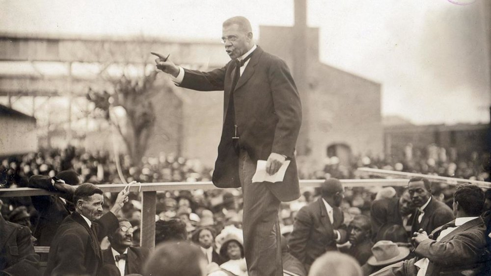 Photo: Booker T. Washington