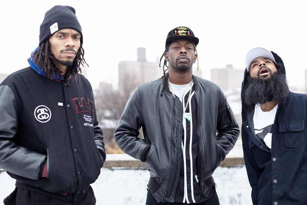 Flatbush Zombies for Amuse