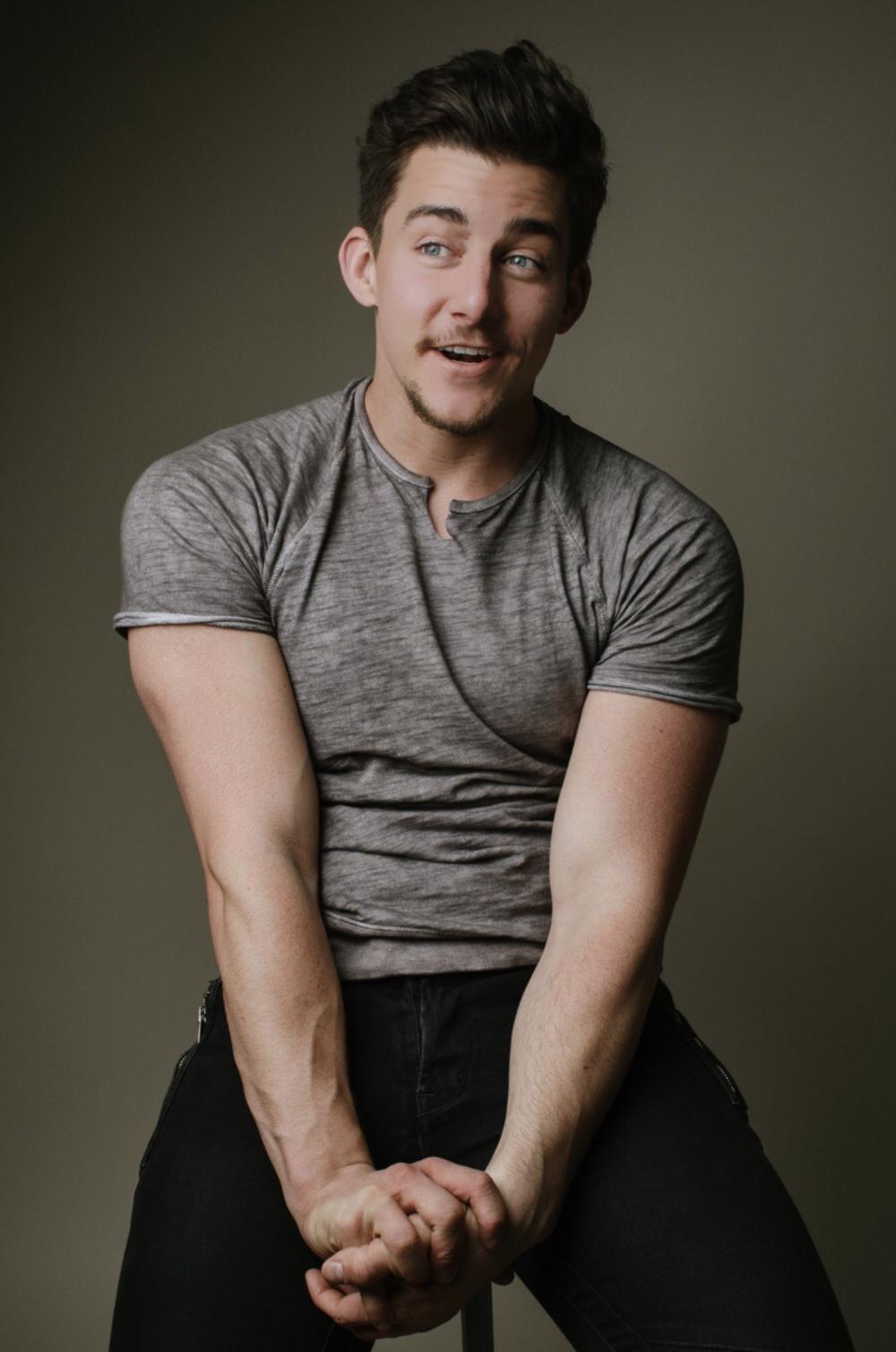 Jordan Chlapecka — Co-Artistic Director