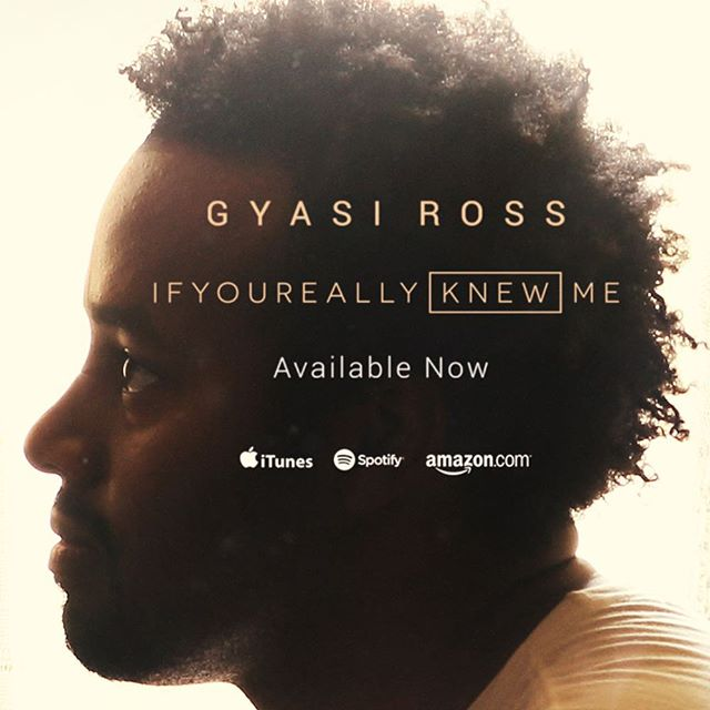 Music is the perfect cure for those back-to-work blues! #HappyHumpDay #GyasiRoss #IfYouReallyKnewMe #NowStreaming (link in bio)