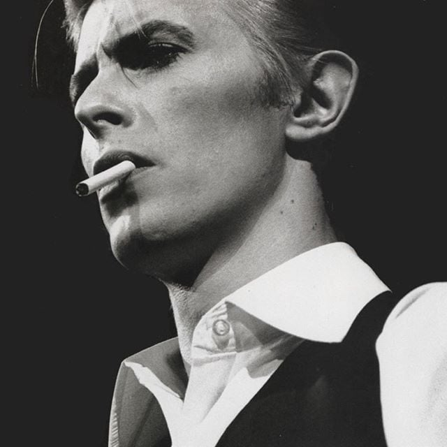 Farewell to a musical legend #davidbowie #rip