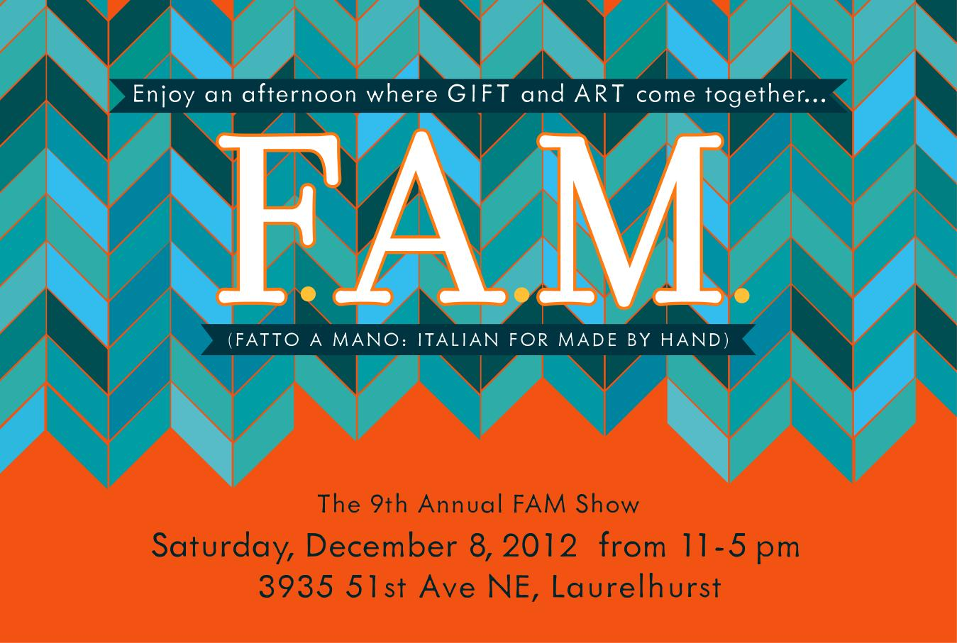 The 9th Annual FAM Show