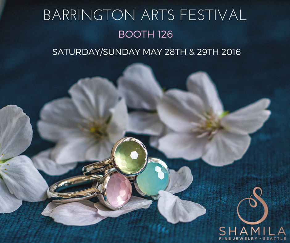 Barrington Arts Festival - Shamila Fine Jewelry