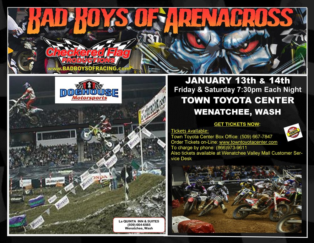 Awesome Poster Wenatchee AX 12