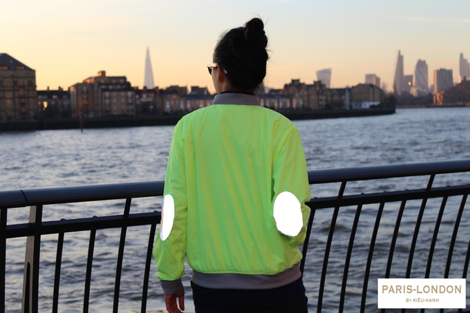 Reflective Elbow Patches To Keep You Safe