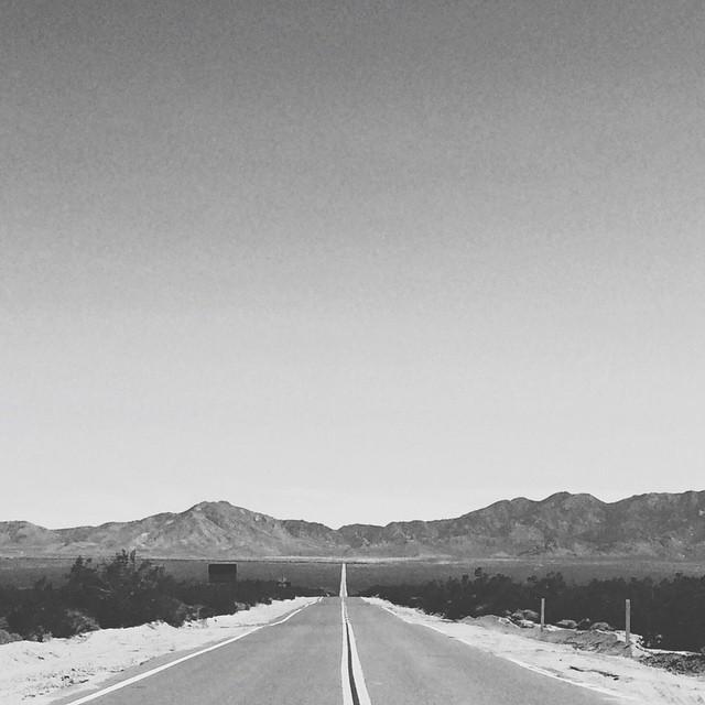 Open road 🚙☁️