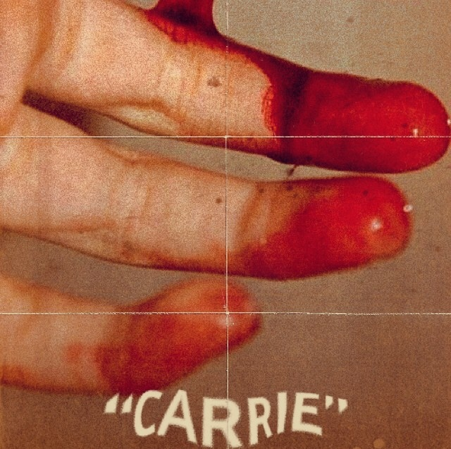 """trash-cola: I didn't expect much ofCarrie. I thought, 'Who'd want to read a book about a poor little girl withmenstrualproblems?' I couldn't believe I was writing it."""" - Stephen King"""