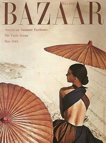 Harpers Bazaar May 1948