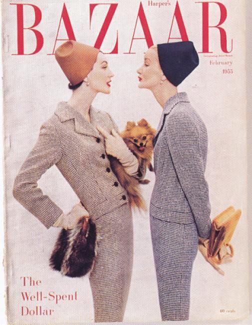 Harper´s Bazaar February 1933