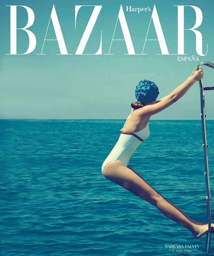 Harpers Bazaar España June 2014