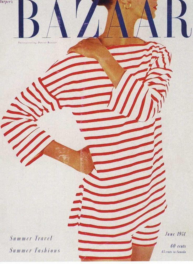 Harper's Bazaar June 1951