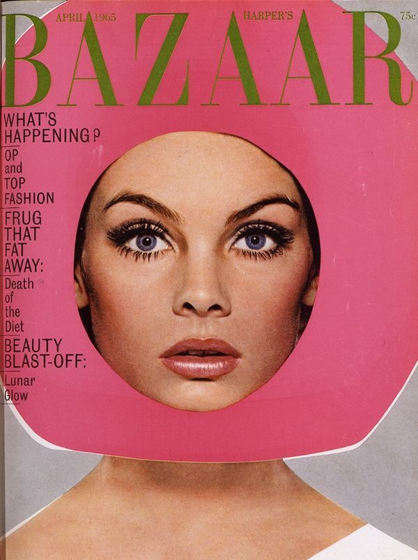 Harpers Bazaar April 1965