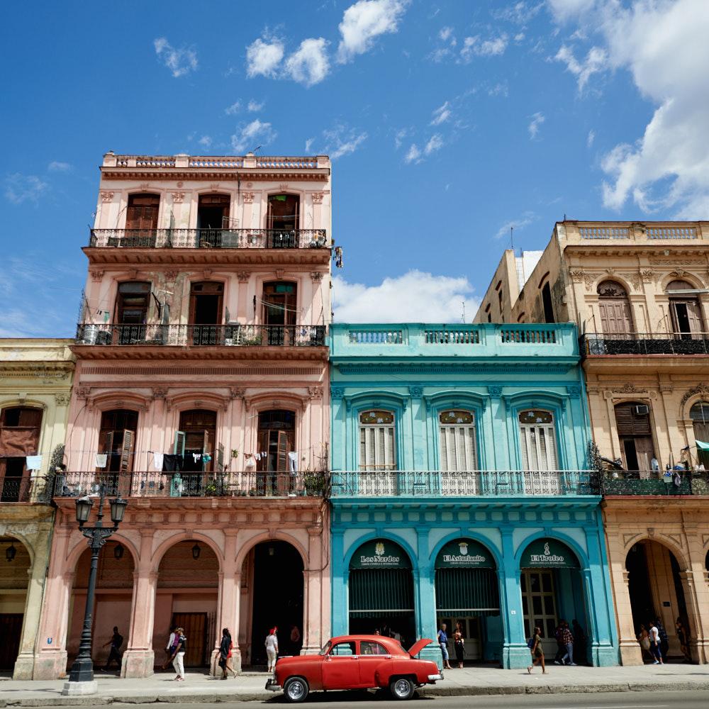 9 DAYS IN CUBA