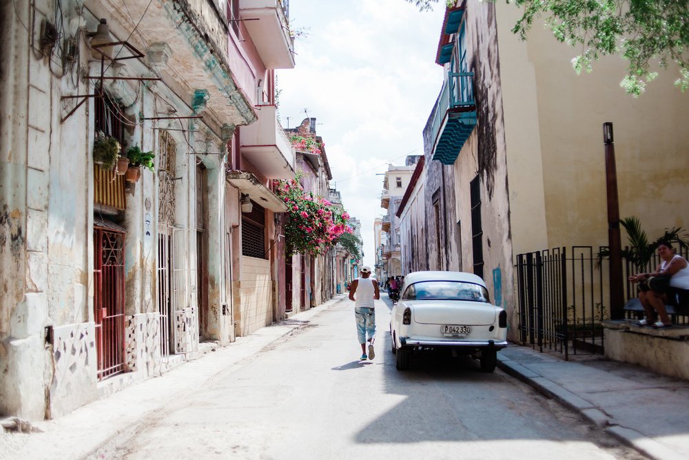 Day 3 - Havana  ●  Fly from Santiago de Cuba to Havana ●  Architectural / Afro Cuban city tour with local architects in the late afternoon, giving time to unwind from travel ●  Meals included: breakfast + dinner