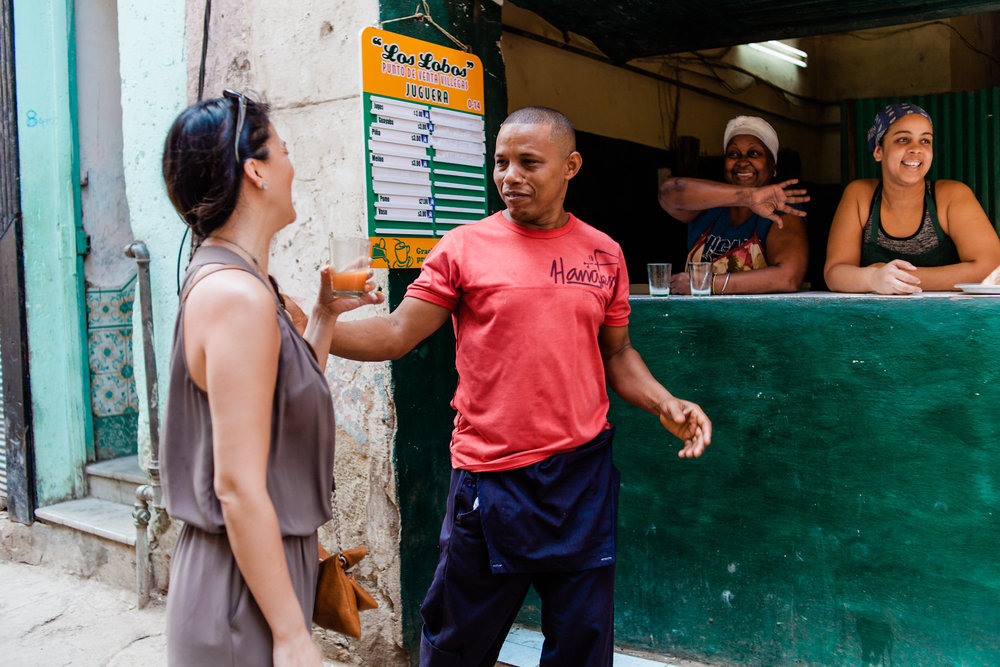 Day 4 - Havana   ●  Cross the bay of Havana by boat to visit the town of Regla   ●  A guided tour of the town of Regla, a pilgrimage site where African cultures survived ●  Time to explore Havana on your own in the evening ●  Meals included: breakfast + lunch