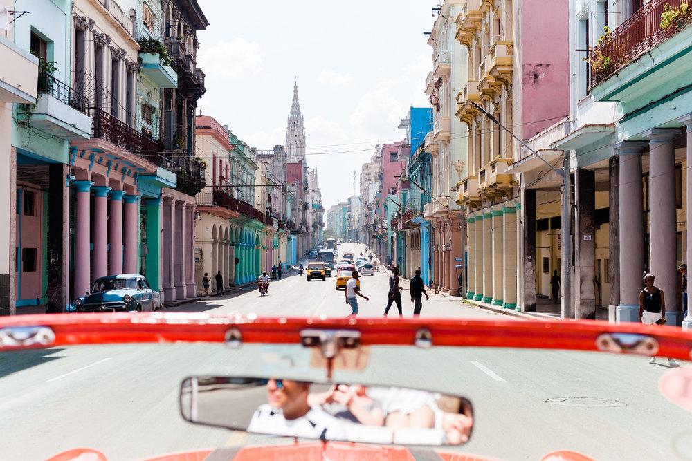 CUBA - Trip dates: December 7 - 11, 2018 (12 spots available)andDecember 29, 2018 - January 2, 2019 (12 spots available)