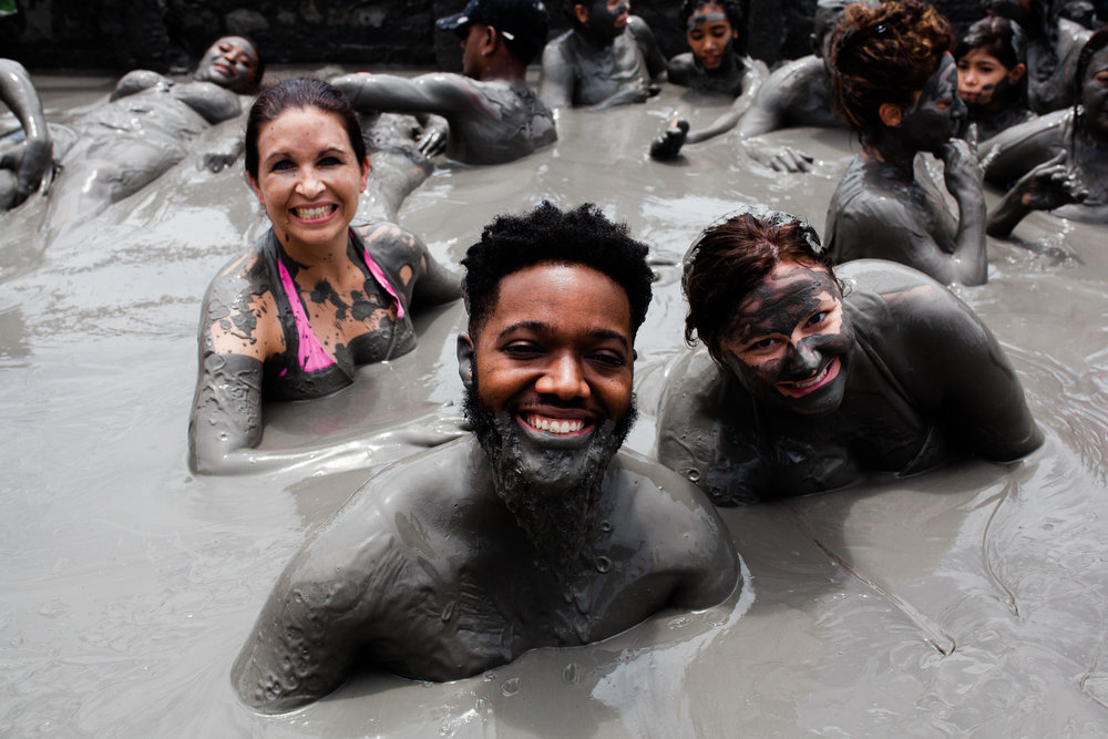 DAY 3: CARTAGENA - Soak in a natural volcanic mud bath at El TotumoVisit the Alex Rocha Youth Center and learn how he's working to give youth an alternative to crime and violenceMeals included: breakfast + lunch + dinner