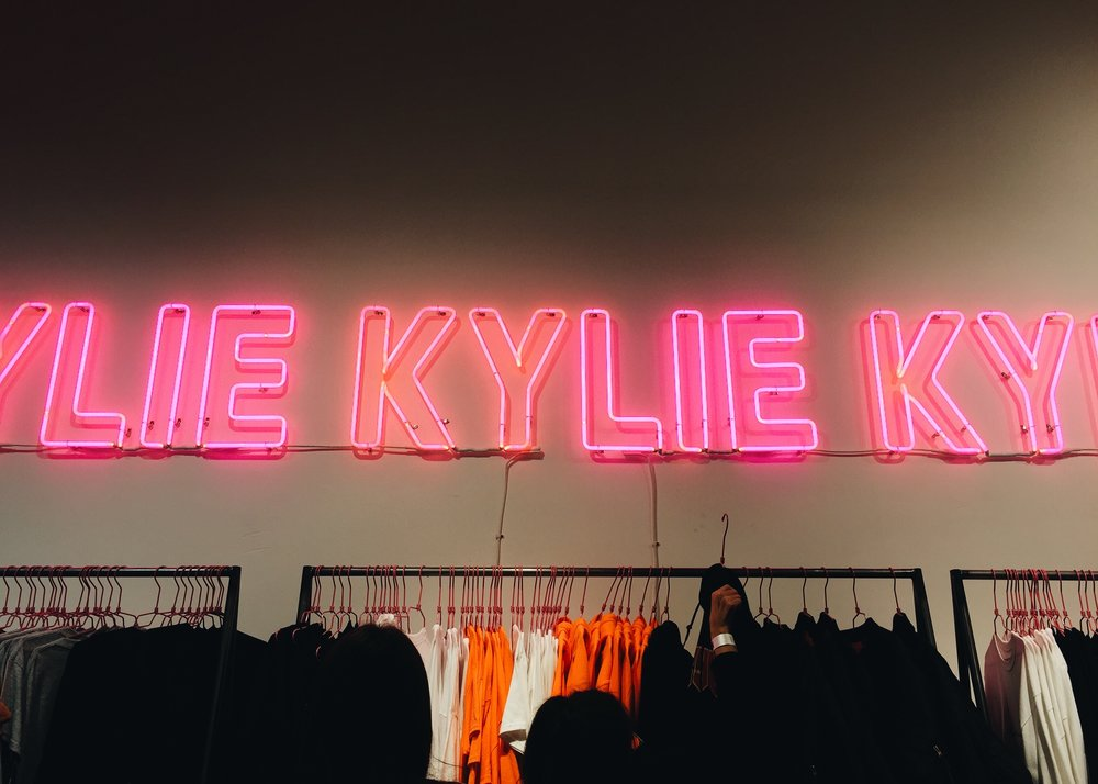 I Went, I Saw, I Conquered... The Kylie Pop Up Shop — Creepy Little ...