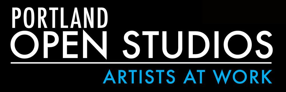 I've been accepted into Portland Open Studios! Click the banner for more info!