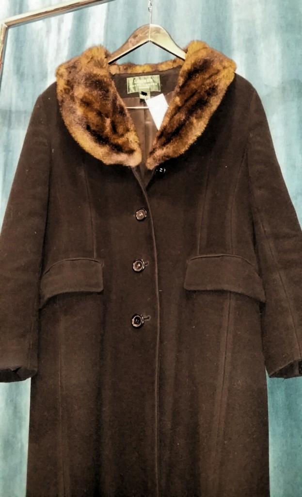 Ralph Lauren coat, 2P, $98