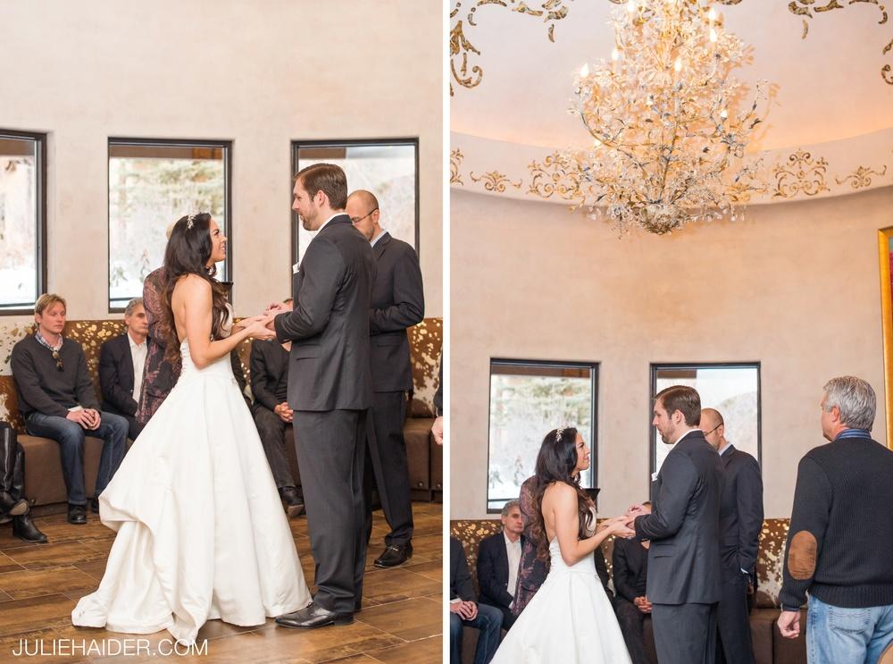 El Monte Sagrado Wedding