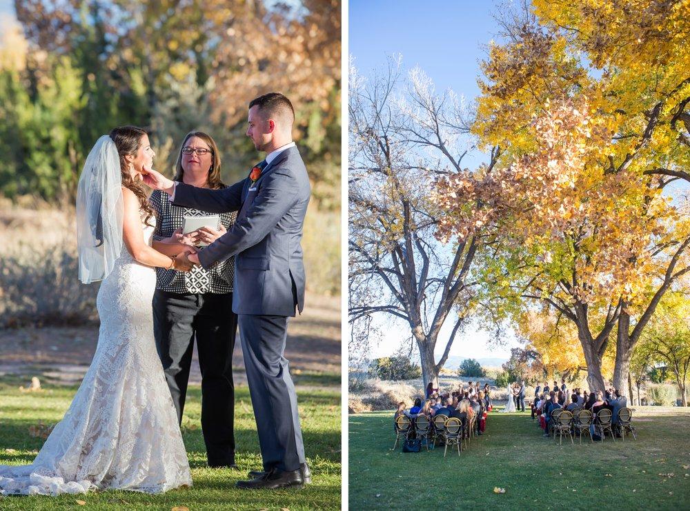 La-Mesita-Ranch-Wedding-Santa-Fe-New-Mexico-Fall-Outdoor-Ceremony-Under-Tree_33.jpg