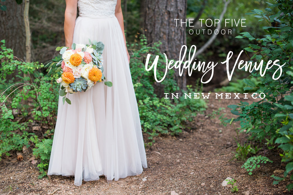 The 5 Best Outdoor Wedding Venues In New Mexico