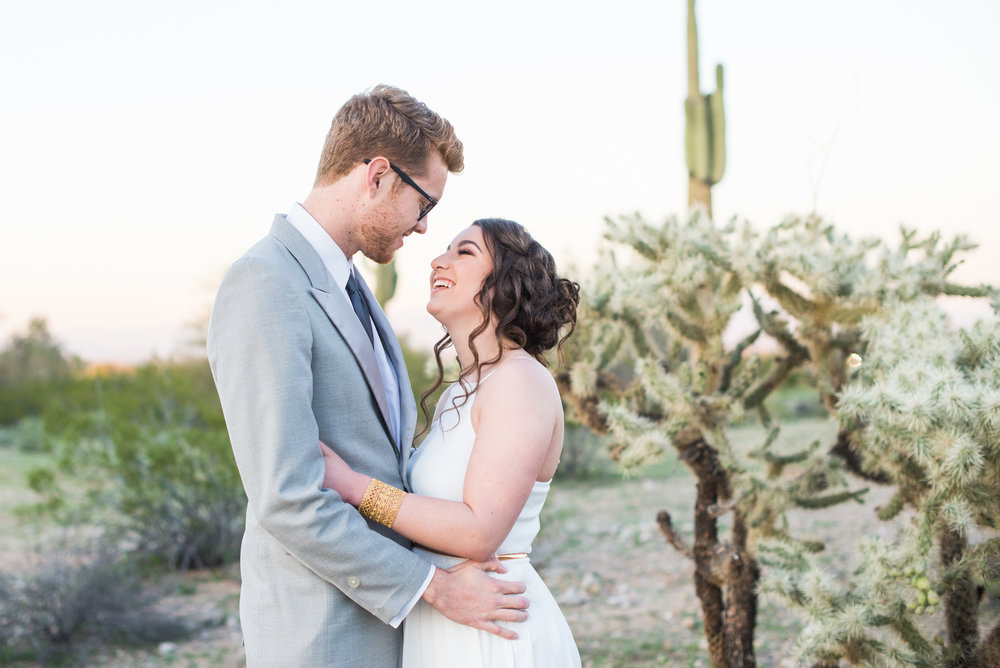 Elopements + intimate weddings are the best. - Why? Because they're all about the right things. Two people in love, promising forever. You can slow down and take in the moments, and truly share those moments with the people you love.