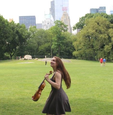 Leerone Hakami - Violin