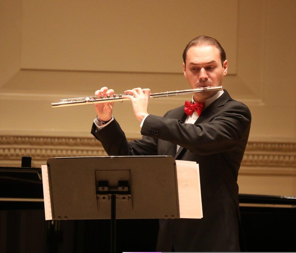 Giorgio Consolati - Flute