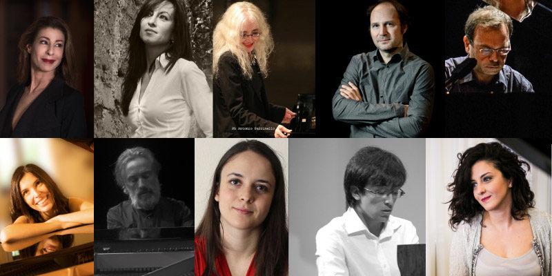 MARATONA PIANISTICA: Champions of Modern and Contemporary Piano