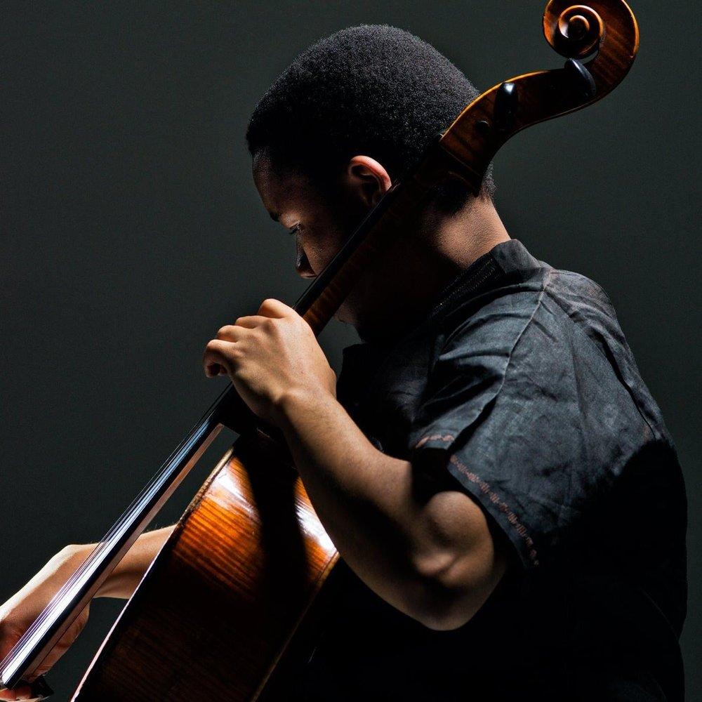 Thapelo Masita - Cello