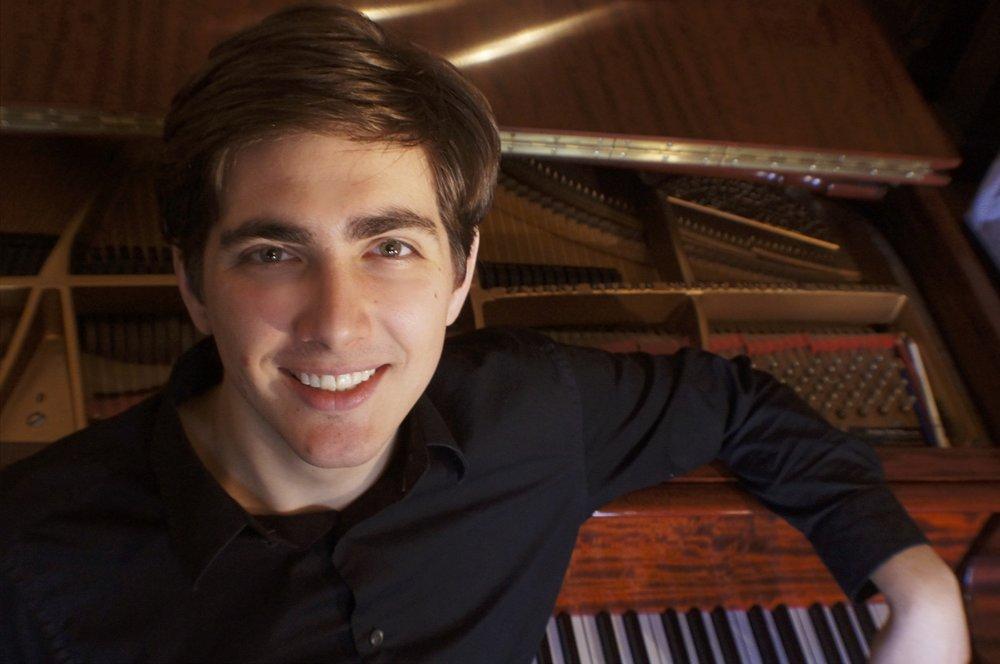 Nathaniel LaNasa - Piano